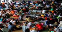 Bantuan Makanan Mulai Berdatangan bagi Korban Banjir di Kabupaten Bandung