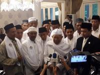 KH Ma'ruf Amin Dapat Dukungan Ulama dan Warga NU Kepulauan Seribu