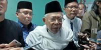 Gelar Maulid Nabi Muhammad, KH Ma'ruf Amin Berharap Terhindar dari Tsunami Hoaks