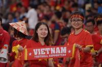 Jamu Malaysia, Kapten Vietnam Percaya kepada Dukungan Suporter