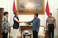 Kunjungi Wapres JK, UN Global Compact Ajak Indonesia Kerjasama di Bidang Oceania