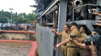 Cegah Sampah Masuk dari Luar Jakarta, Anies Bakal Bangun Saringan Jumbo