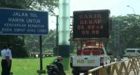Warga Tolak Rencana Aturan Ganjil Genap di Gerbang Tol Tambun Bekasi