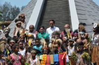 Pesan Jokowi Agar 7 Mimpi yang Ditanam di Papua Bisa Diwujudkan