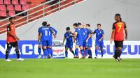 Pelatih Thailand Ngaku Timnya Tak Tertekan Hadapi Indonesia