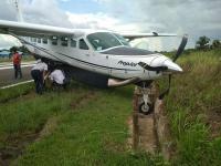 Rem Hidrolik Bocor, Pesawat Susi Air Tergelincir di Mappi Papua