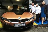 Gandeng Pertamina, BMW Bangun Fasilitas Pengisian Tenaga Mobil Listrik