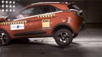 Uji Tabrak Raih 5 Bintang, Tata Nexon Jadi Mobil Paling Aman di Dunia