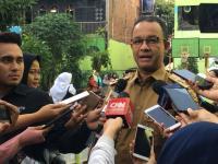 Persiapan Natal dan Tahun Baru, Anies Baswedan Pimpin Apel Operasi Praja Wibawa