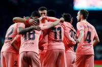 Klasemen Sementara Liga Spanyol 2018-2019 hingga Pekan Ke-15