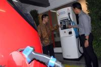 Mitsubishi Dukung Pemerintah Dorong Pengembangan Infrastruktur Mobil Listrik