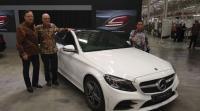 Mercedes Benz Luncurkan C-Class <i>Facelift</i> Buatan Bogor