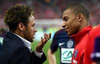 Mbappe Merasa Beruntung Ada Neymar di PSG