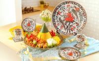Batik Tableware Series dengan Sentuhan Nusantara, Kini Hadir di Alfamidi