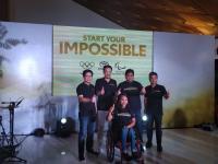 "Langkah Baru Toyota Melalui Semangat ""Start Your Impossible"""