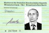 Kartu Identitas Mata-Mata Milik Vladimir Putin Ditemukan di Jerman