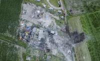 Ledakan Dahsyat Akibat Kembang Api di Gereja Meksiko Tewaskan 8 Orang