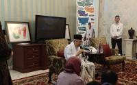 Ma'ruf Amin Ceritakan Perjuangan Kariernya di Politik