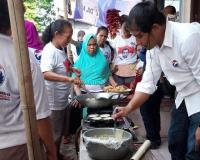 Lewat <i>Cooking Class</i>, Caleg Perindo Beri Resep <i>Fried Chicken</i> ala Resto