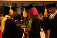 Kado Akhir Tahun, UNS Tambah 2 Guru Besar