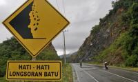 Longsor, Jalur Nasional Aceh Tengah-Nagan Raya Putus Total
