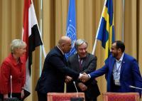 Pihak Bertikai dalam Perang Yaman Sepakati Gencatan Senjata di Swedia