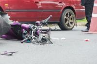 Pemotor Tewas Kecelakaan Dekat Kampus Budi Mulia Jakut