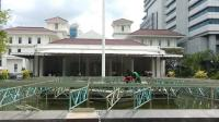 Anies: Kolam Balai Kota Ditutup Cegah Jakmania Nyemplung
