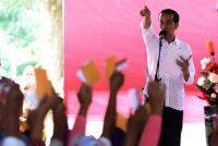 Jokowi Bagikan 6 Ribu Sertifikat Tanah ke Warga Riau