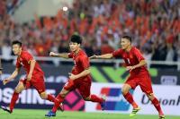Gol Cepat Nguyen Anh Duc Bawa Vietnam Unggul 1-0 atas Malaysia di Babak Pertama