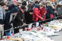 Ribuan Warga Prancis Beri Penghormatan pada Lima Korban Penembakan Pasar Natal Strasbourg