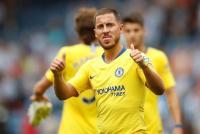 Cetak Gol untuk Chelsea, Hazard Tetap Rendah Hati