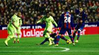 Barcelona Pesta Gol di Markas Levante
