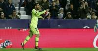 Penampilan Messi di Laga Kontra Levante Bikin Valverde Speechless