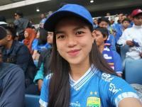 Harapan Bobotoh Cantik untuk Persib di Kratingdaeng Piala Indonesia 2018
