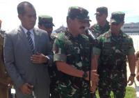 Satuan Terintegrasi Natuna Diresmikan, Panglima TNI: Sarana Komunikasi Perlu Diperbaiki