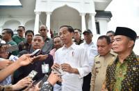 Jokowi: Kalau Mukuli Orang Urusannya dengan Polisi, Bukan Saya