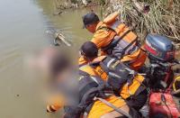 Bocah SMP yang Hanyut di Kali Bekasi Ditemukan Tewas