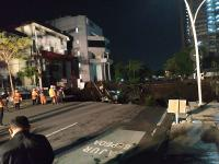 Jalan Gubeng Ambles, Polda Jatim Periksa Direktur PT NEK
