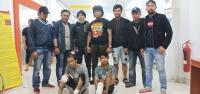 """Coba Kabur, 2 Begal Sadis di Makassar """"Dihadiahi"""" Timah Panas"""