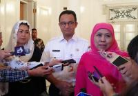 Anies Baswedan Restui Permintaan Khofifah dan Yenny Wahid