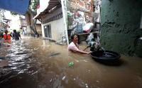 Dilanda Hujan Deras, Kebumen Dikepung Banjir dan Longsor