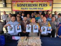 Polisi Tembak Mati 2 Anggota Sindikat Narkoba Jaringan Malaysia, 15 Kg Sabu Diamankan