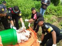 Mayat Wanita Dalam Tong Terbungkus Selimut Salah Satu Hotel Ternama di Surabaya