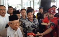 """Jokowi Masih Punya """"PR"""" Kasus HAM, Ma'ruf Amin: Makanya Harus 2 Periode"""