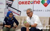 Tawa Gubernur Ganjar saat Prabowo Sebut Jateng Lebih Luas dari Malaysia