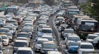 Lalu Lintas Jakarta dan Ruas Jalan Tol Pada Sore Hari Cenderung Padat