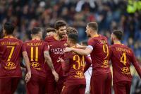 Roma Menang Tipis 3-2 atas Torino
