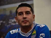Esteban Vizcarra Tolak 10 Klub demi Persib Bandung
