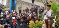 Ma'ruf Amin Mengaku Berdarah Sunda di Depan Warga Bandung Barat